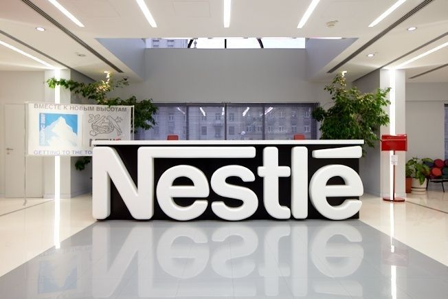 Nestle - Ten year partnership