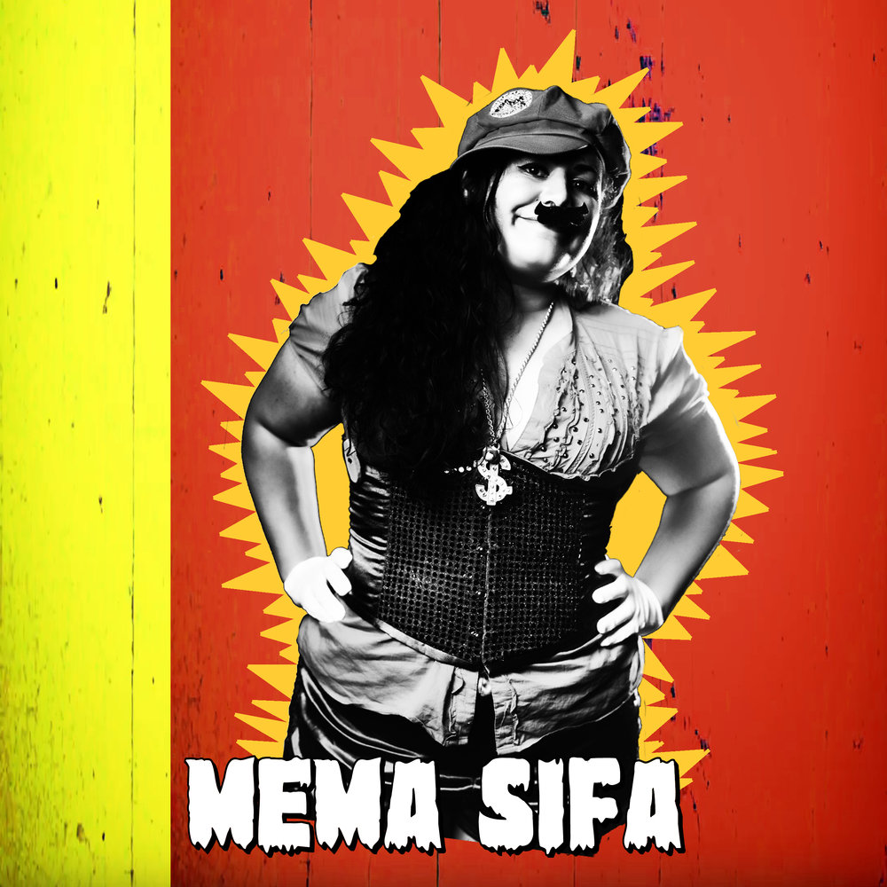 Like Mema Sifa on  Facebook