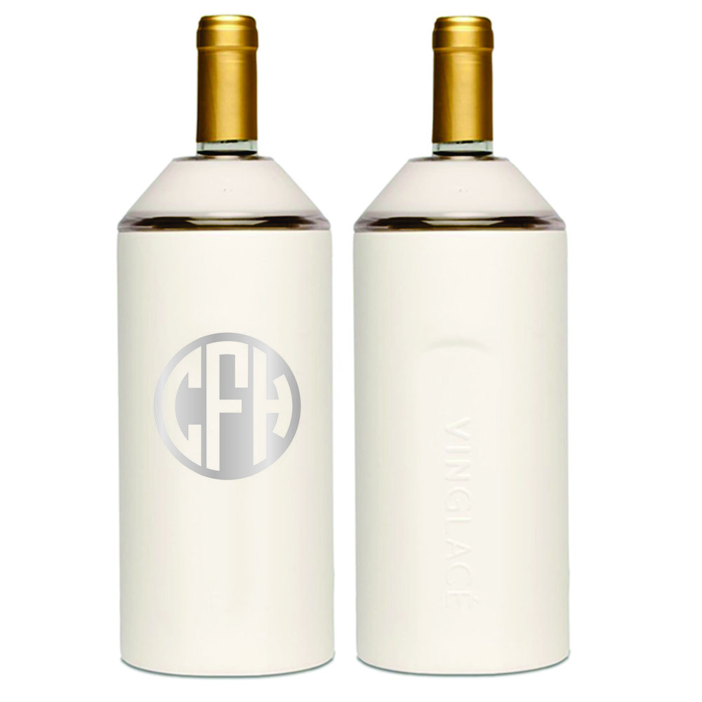 Personalized Vinglace Wine Chiller