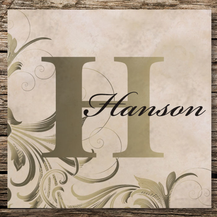 "Printed Tiles - Beautiful, custom printed tiles make a statement! Full color personalized tiles are available in 2 sizes (12""x12"" and 6""x6""). An iron easel is included so the tiles are ready to display!"