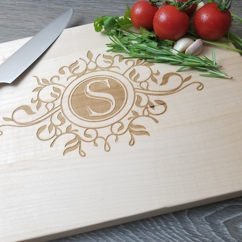 "Maple WoodCutting Board - $74.9912"" x 15""(**orders placed after an item has sold out will be fulfilled once our new inventory arrives. please contact us if you have any questions.)"