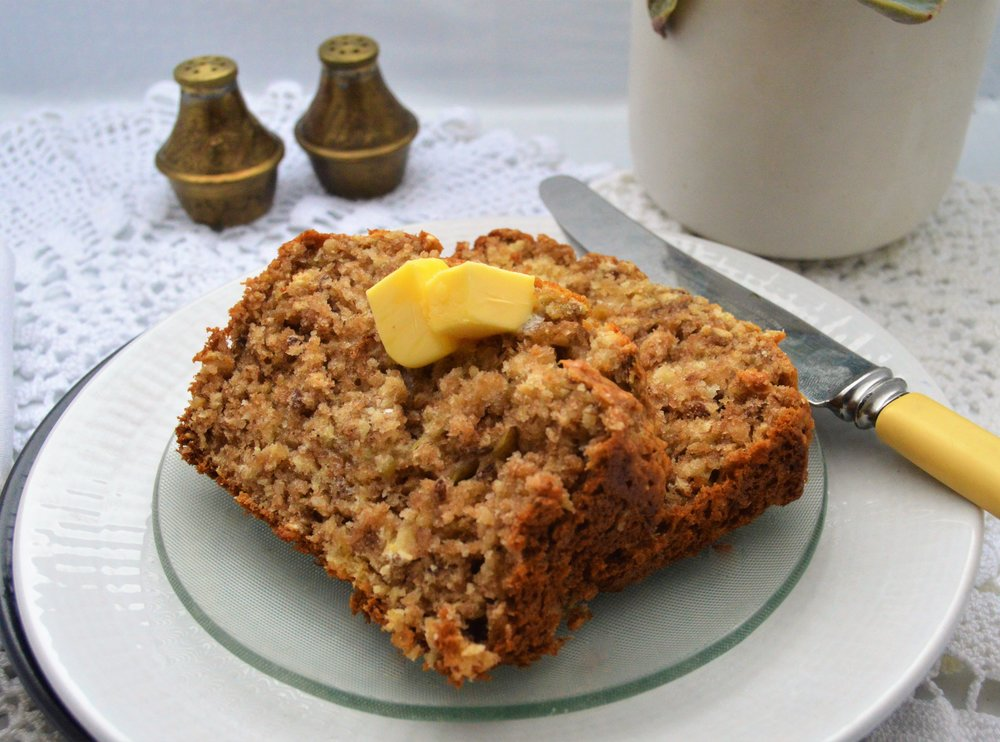 Recipes, Banana bread, GAPS Paleo LCHF, A life lead simply, www.alifeleadsimply (4).JPG
