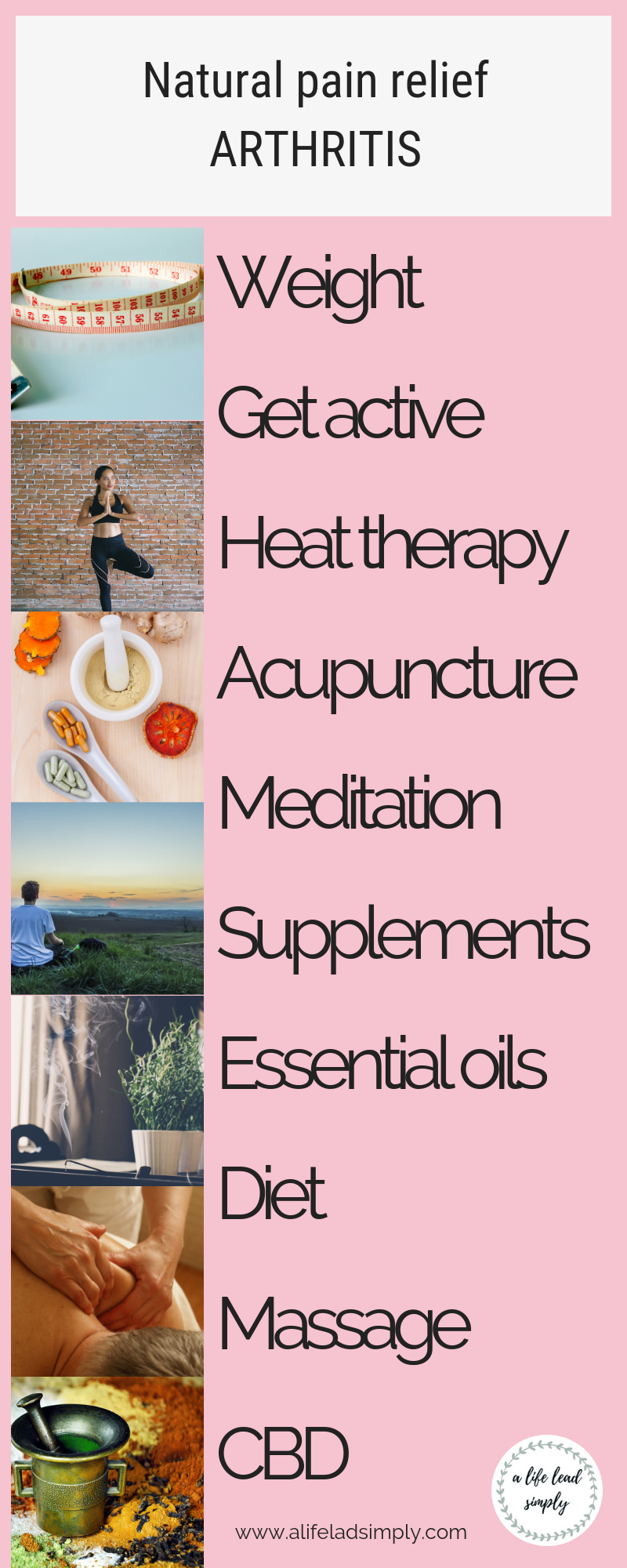 Spoonies, Natural pain relief remedies, A life lead simply, www.alifeleadsimply (6).png