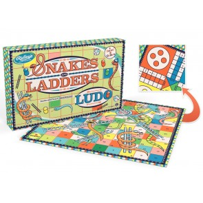 Snakes and ladders - Board game from Fine and Fabulous