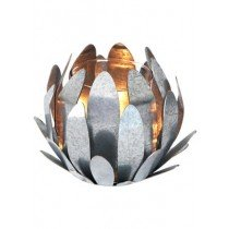 Candle holder - Another candle find, I love this one because I love love love proteas. If I get something similar, it will go on my night stand where I can light the candle at night when I am lying in bed reading. This one I saw on Faithful to Nature