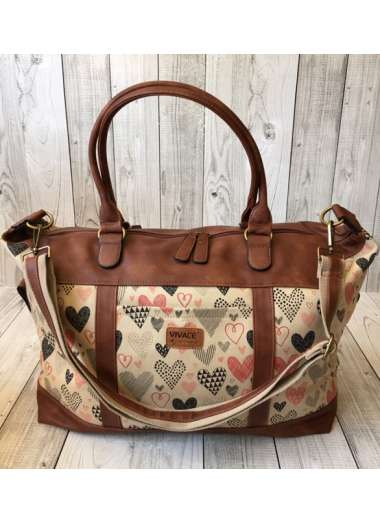 Weekend bag - A nice new bag. This can be a travel bag, overnight bag, laptop bag. Every mom needs a bag at some point. Get the perfect one from Candy Bags
