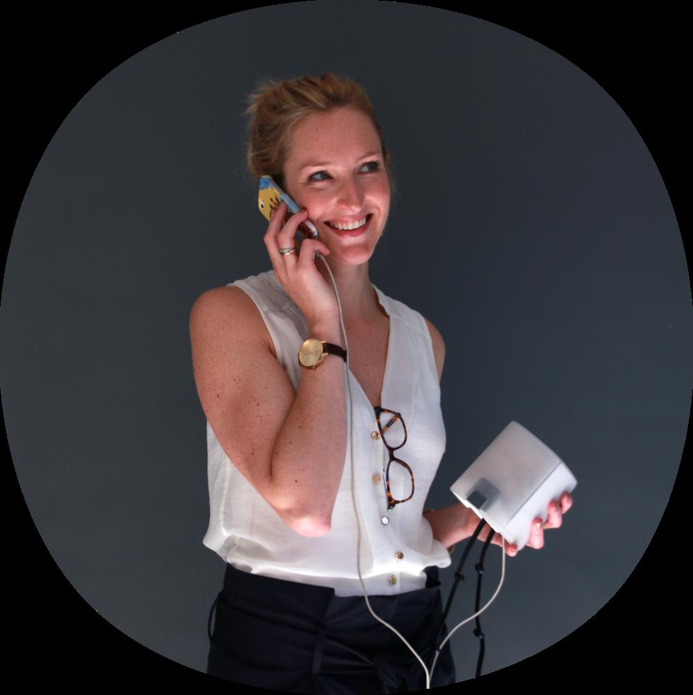 Caroline Angus: CEO