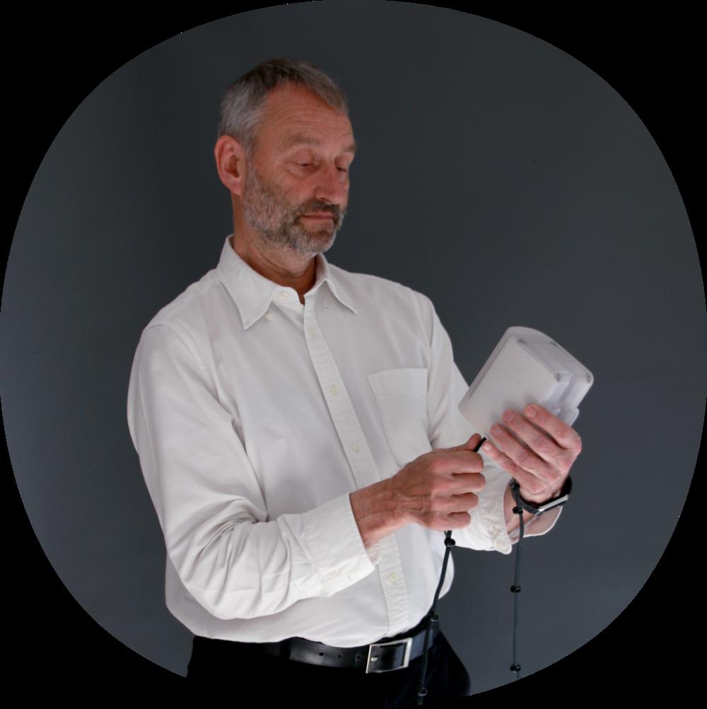 Martin Riddiford:Technical Director
