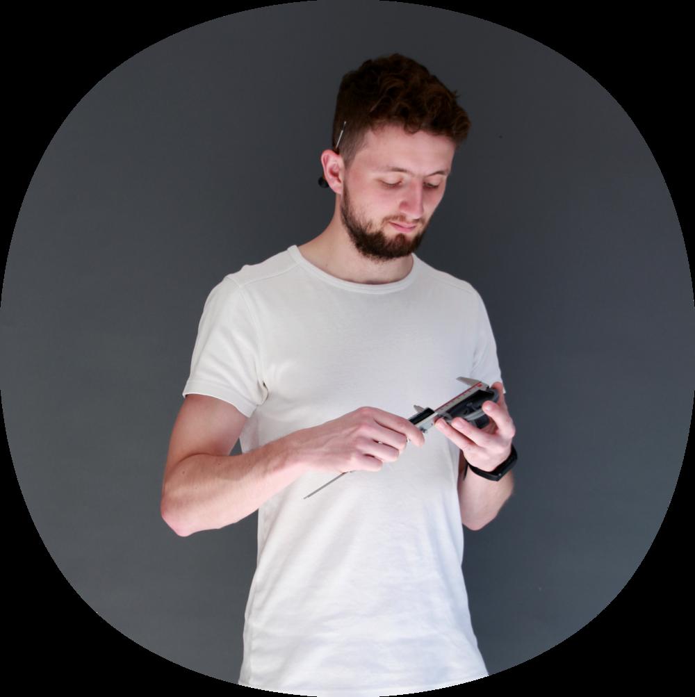 Shaun Pirie: Product Engineer