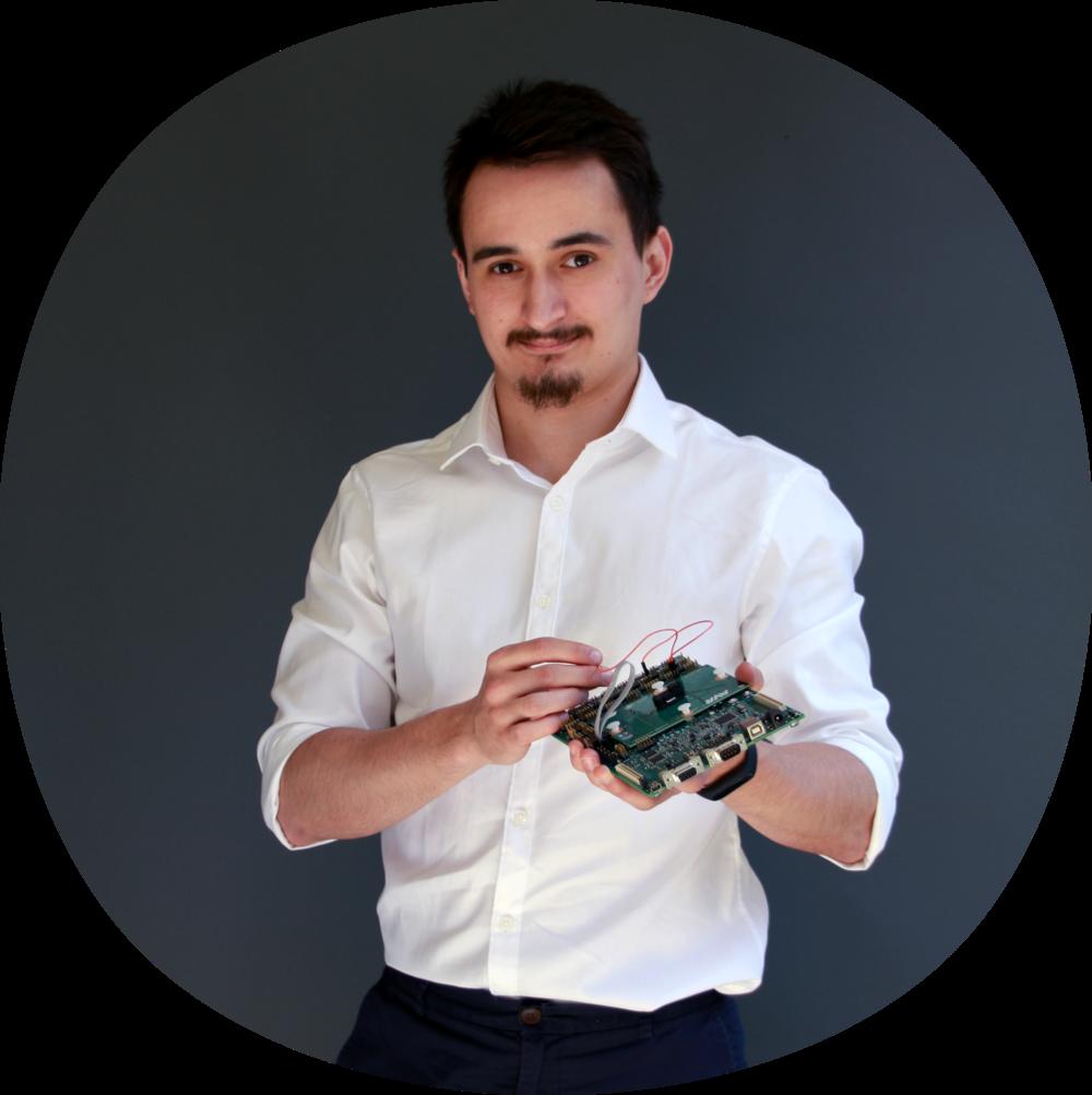 Sergejs Popovs: Electrical Engineer