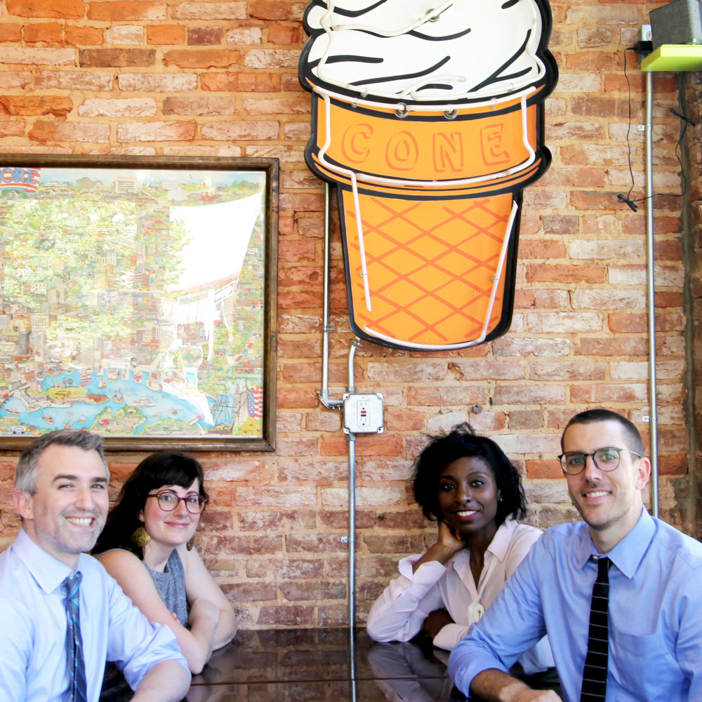 The Baltimore Innovation Team formed in August 2017.  Meet the i-team