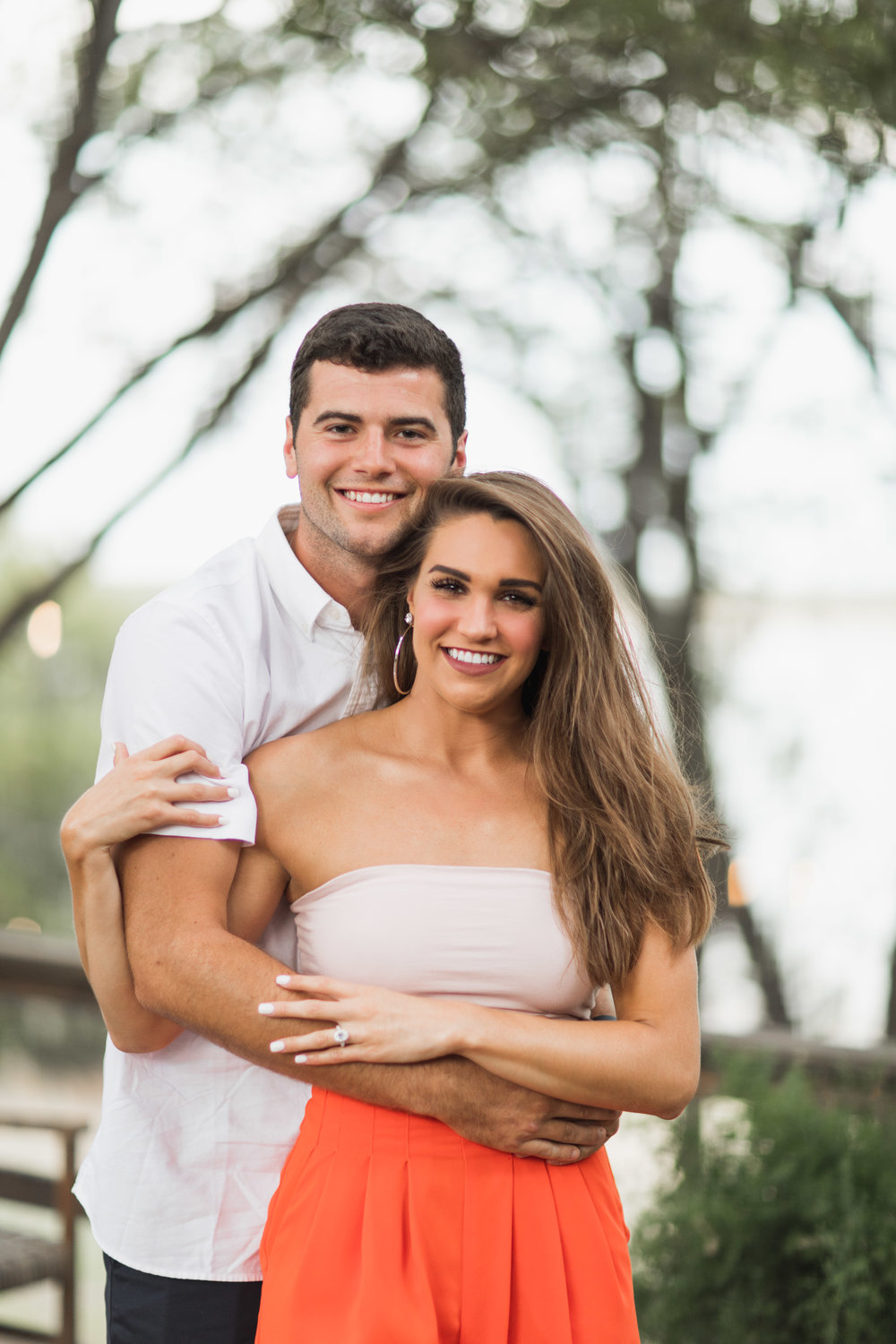 kennedy brown jarrett stidham engagement proposal