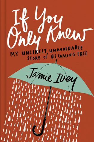 If you only knew: My unlikely, unavoidable story of becoming free - By Jamie IveyI'm a biiiiig fan of Jamie Ivey! Jamie stopped in Waco on her book tour, so my roommate Elizabeth and I were super excited and got tickets (and a copy of the book!). The book is very honest and vulnerable, and Jamie's message is something very important for the church to hear!