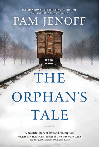 The Orphan's Tale - By Pam JenoffHistorical fiction is *probably* my favorite book genre. I especially love World War II-era books. Circus books are also fun. This is both of those things!I read this book in a matter of days, and I just loved it! Hudson can confirm that I cried quite a bit during this book haha, but it was such a sad but very touching story. Highly recommend!