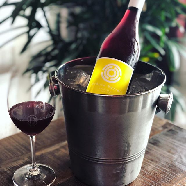 It's never too hot to drink red! 🍷 That's right, some of our local red wines actually lend themselves to a cooler serving temperature!  Come in and chill out 🍻 📘www.charlicks.com 📘