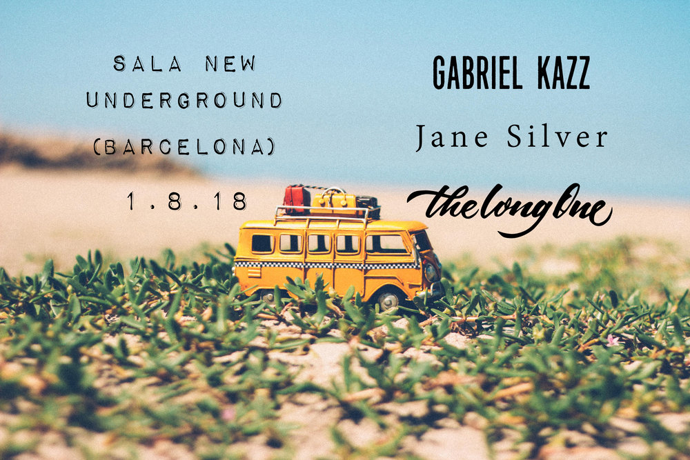 Coming Home Summer Tour - Jane Silver and Gabriel Kazz are flying to Barcelona for a series of concerts in their hometown.