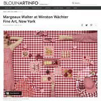Blouin Art info, 2017