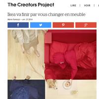 Creators Project, 2016