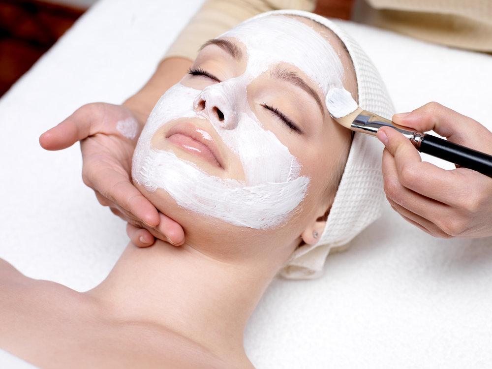 Nails & skincare - Manicures | Facials | Masks | Facial Waxing & Arching