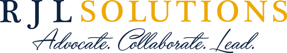 rjl logo with slogan