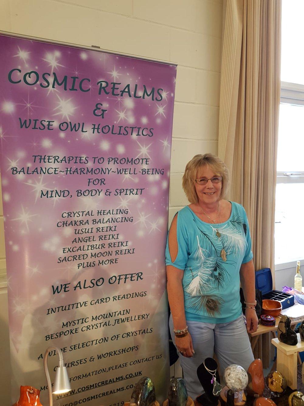 Cosmic Realms