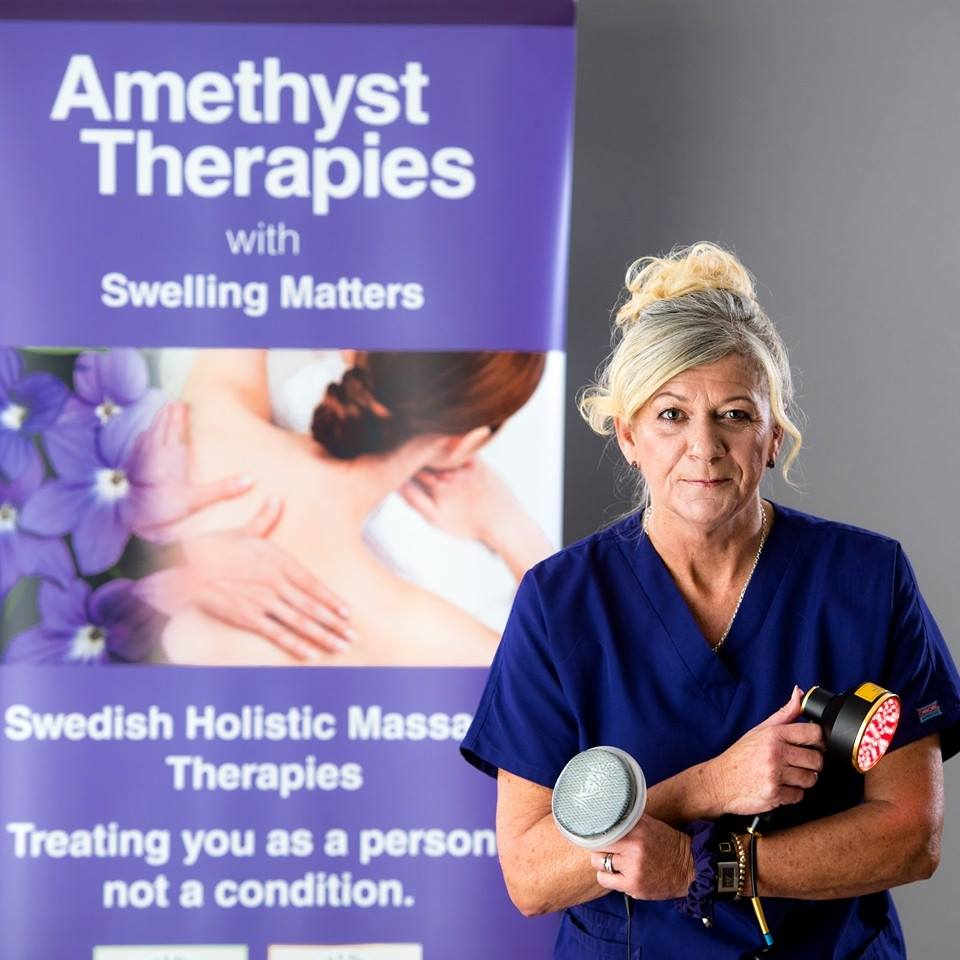 Amethyst Therapies/Swelling Matters