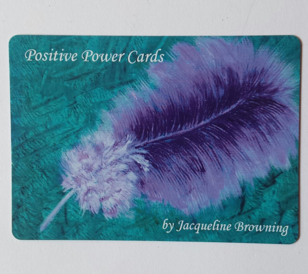 Positive Power Cards