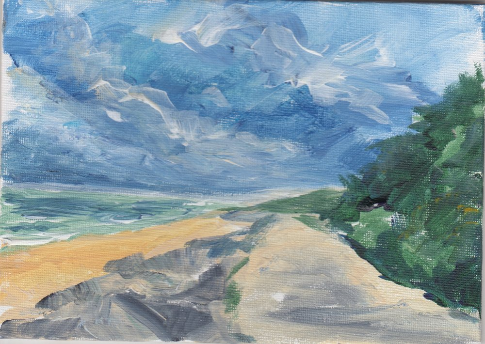 Barry Morgan Paintings