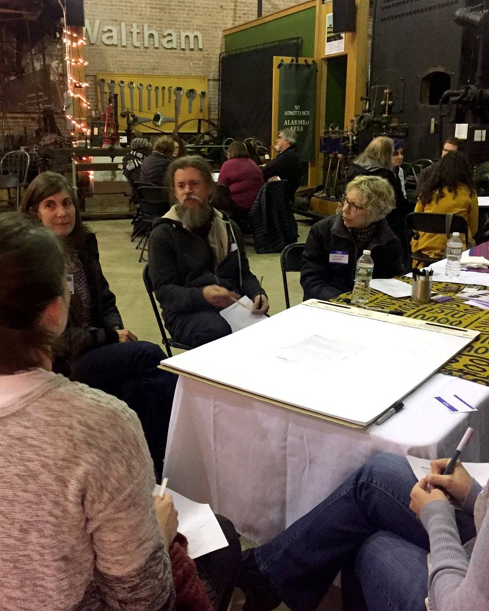 Arts + Culture Coalition Building - MEETING