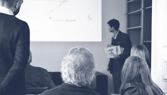Hoy compartimos en nuestras oficinas un desayuno y charla de inversiones en la zona de Palermo Green, de la mano de @matofabiani  #inversiones #desarrollos #realestate #development #palermogreen #evento #business #inmobiliario