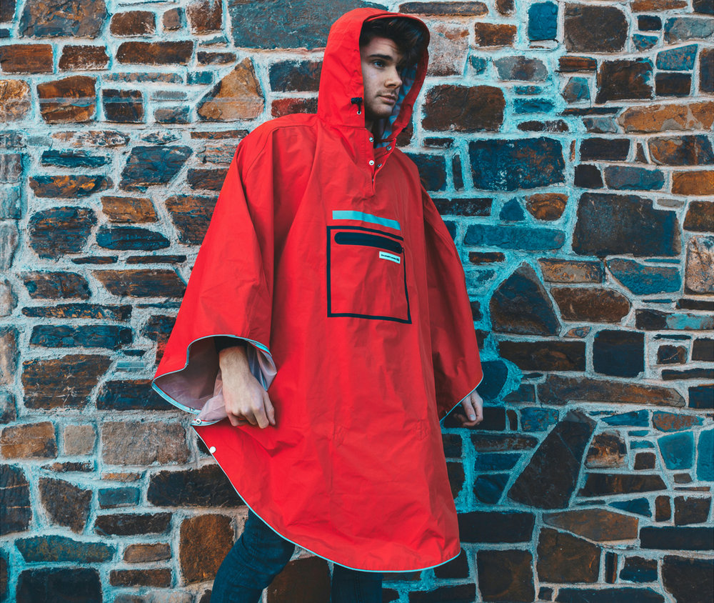 Foto: Will Lamerton (for  T  he People's Poncho )