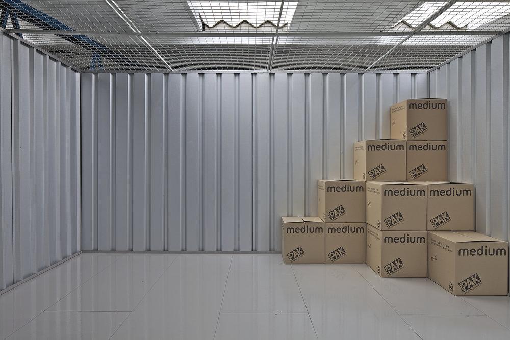 Attic Storage, London