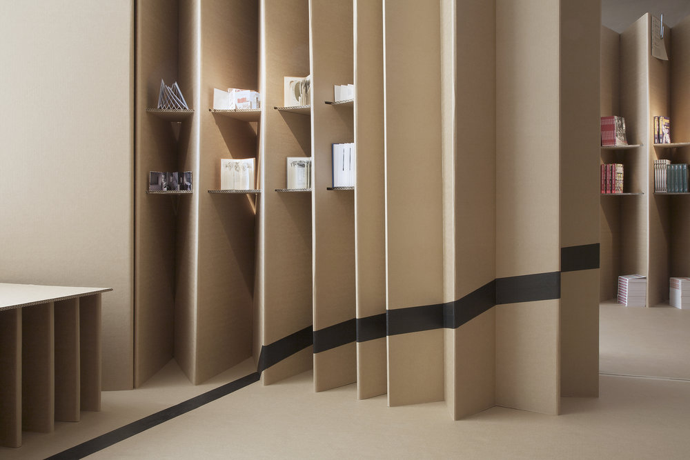 Foldaway Bookshop, London, Campaign Design