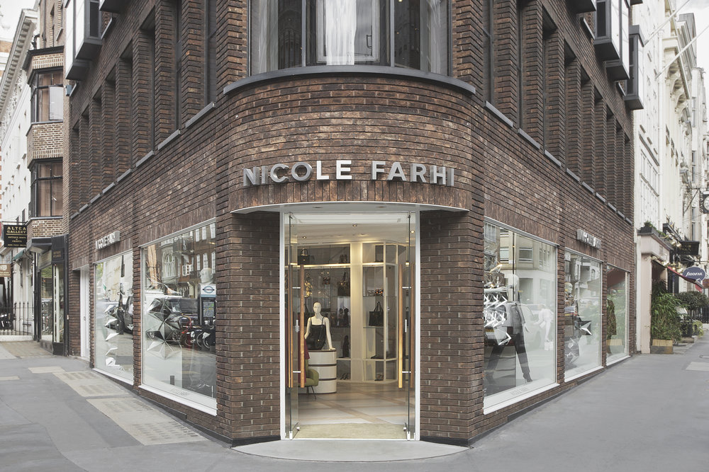 Nicole Farhi, London, Universal Design Studio