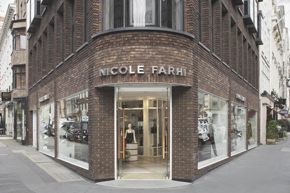 Nicole Farhi, London, Universal Design Studio