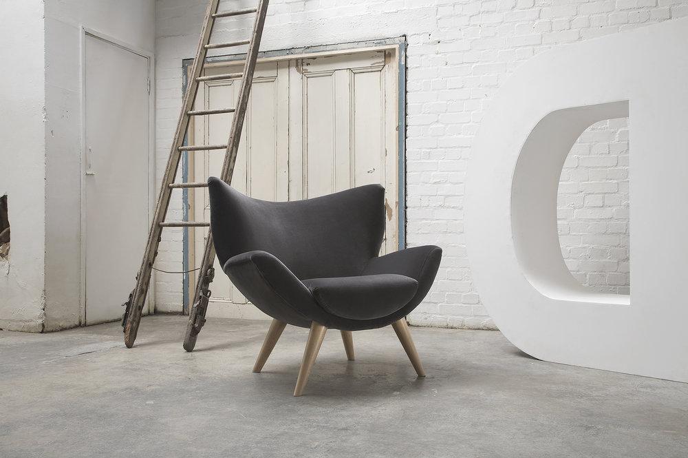Bump chair, Tamarisk Designs