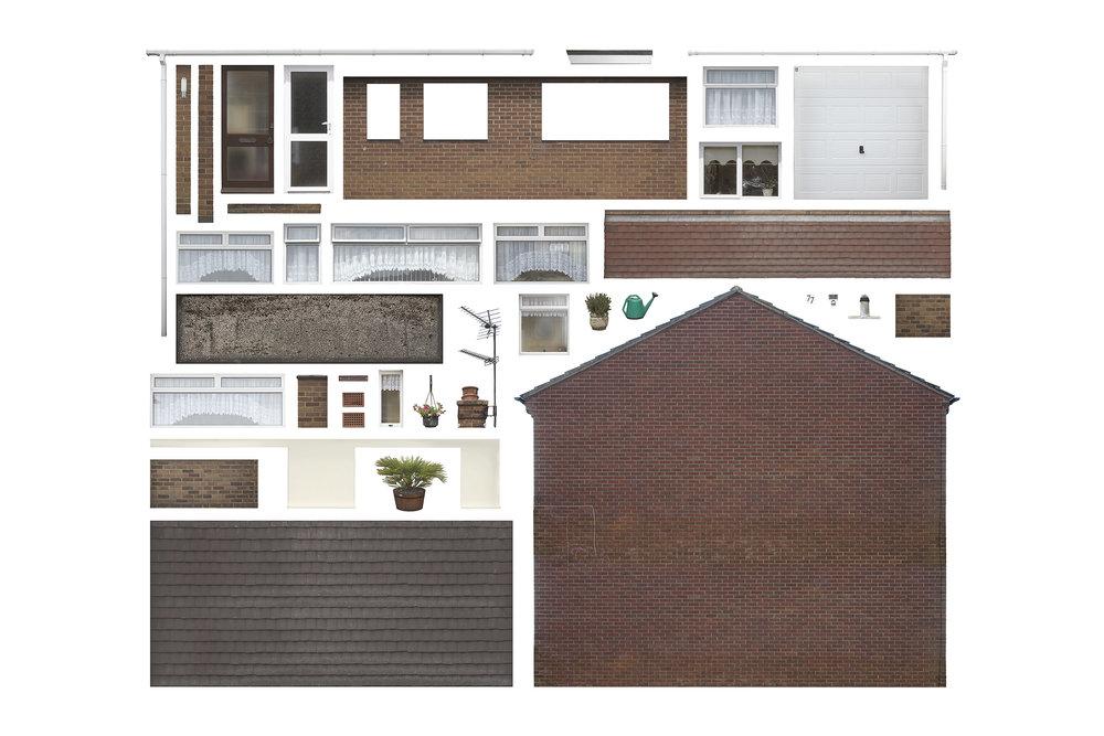 R-275 Modern House 9260-L, 2012