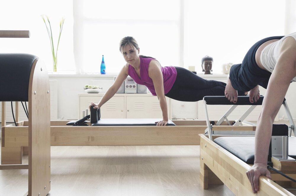 Pilates, Barbican, London