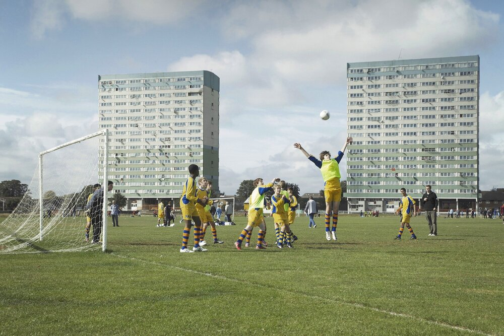 Taking Part, documenting community sports groups in the lead up to 2012 Olympic Games, Waltham Forest Council