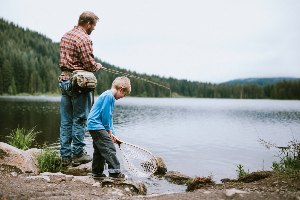 Fishing equipment - Fishing gear for the vacation memories they'll never forget.