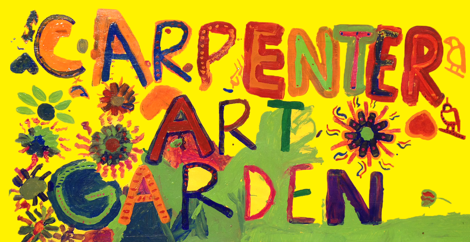 Carpenter Art Garden