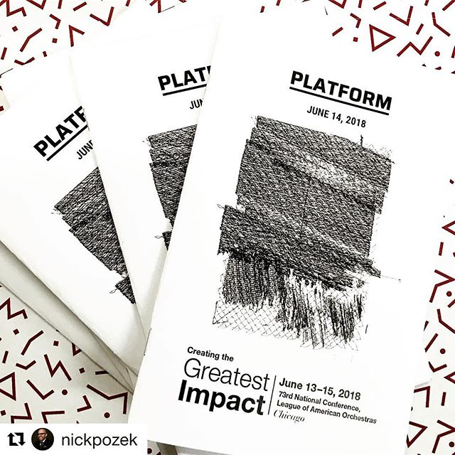 #Repost @nickpozek with @get_repost ・・・ I'm stoked that the program booklets for the salon that I'm producing at the @orchleague annual conference will  feature artwork from the immensely talented @terry__boyd! #terryboyd