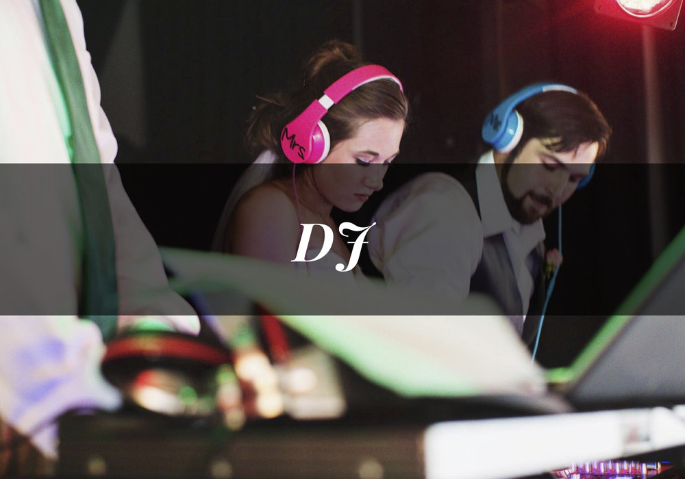 DJ Packages include a disc jockey and emcee with thousands of songs to play for any style event and all necessary sound equipment.