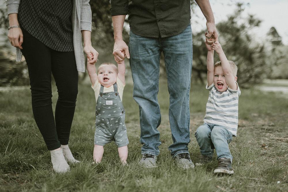 discovery park family shoot