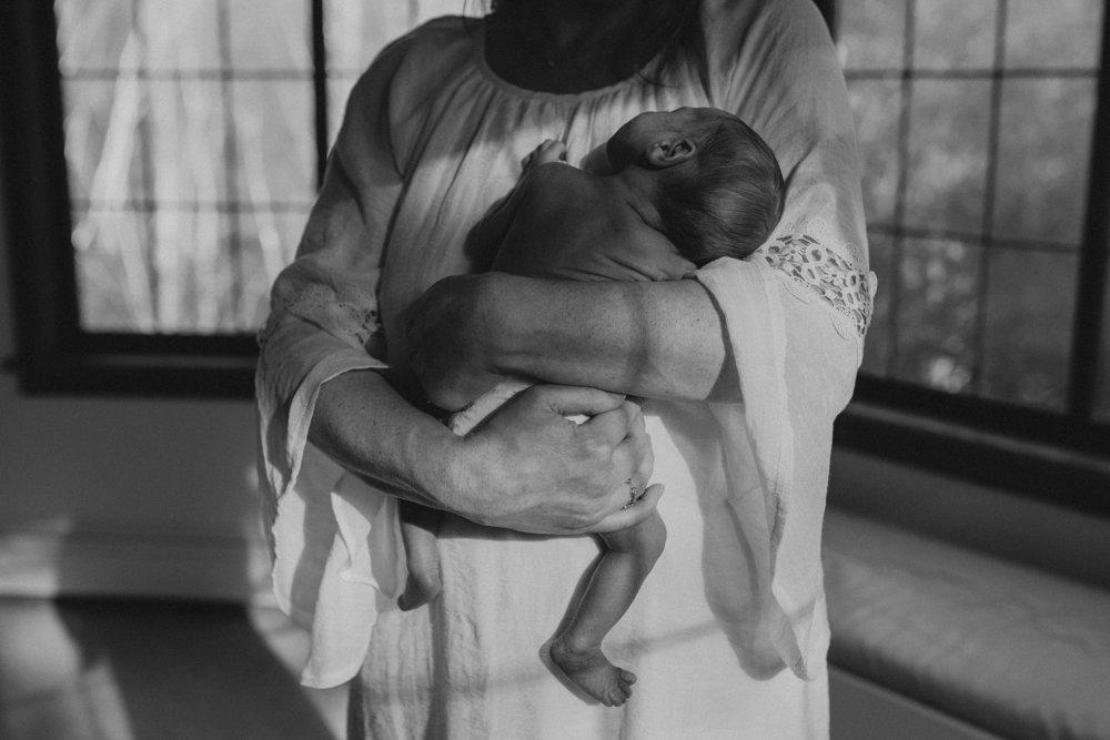 maternity newborn photographer Seattle
