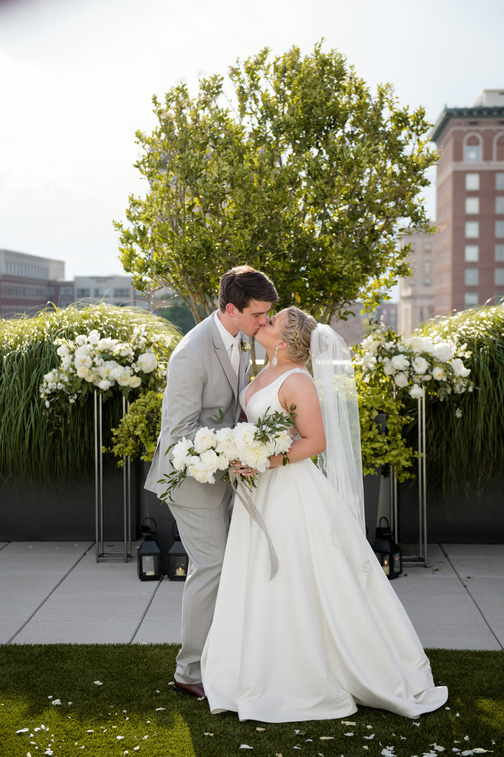 MELISSA + AUSTIN •  Photos by Sposa Bella Photography