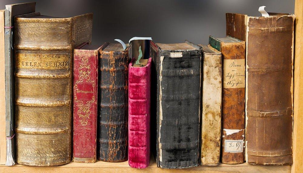 TJ's Bibliophilia