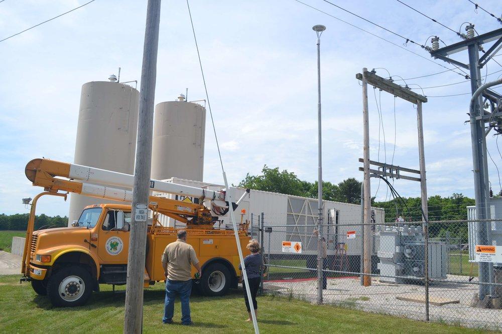 Washington Island Electric Coop
