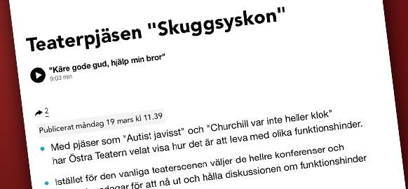 Sveriges radio › 19/3-2018 - Anton Karis