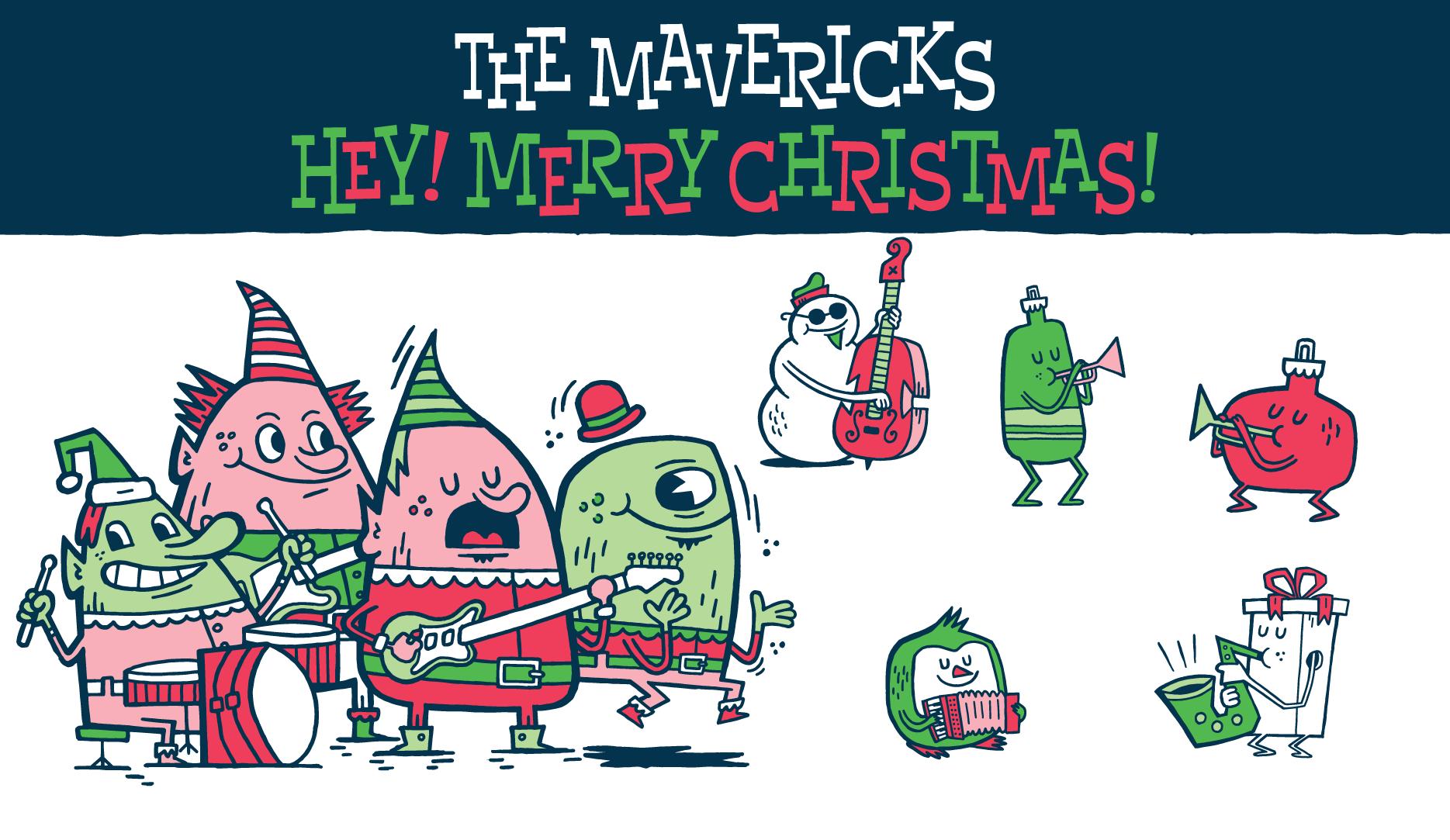 The Mavericks - Home